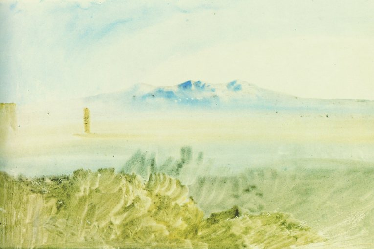 Aquarelle de Turner
