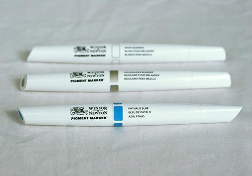 pigment marker feutre