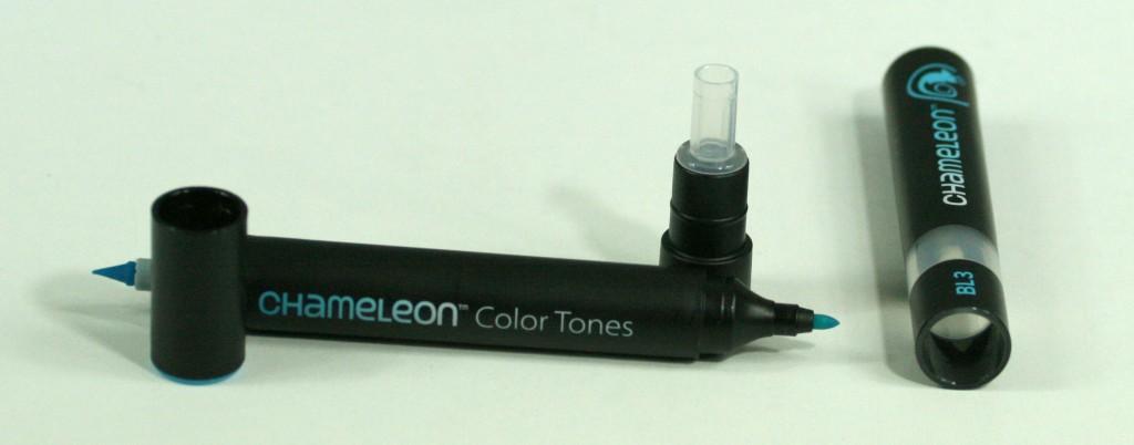 chameleon pen fading