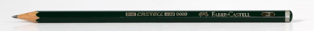crayon castell 9000