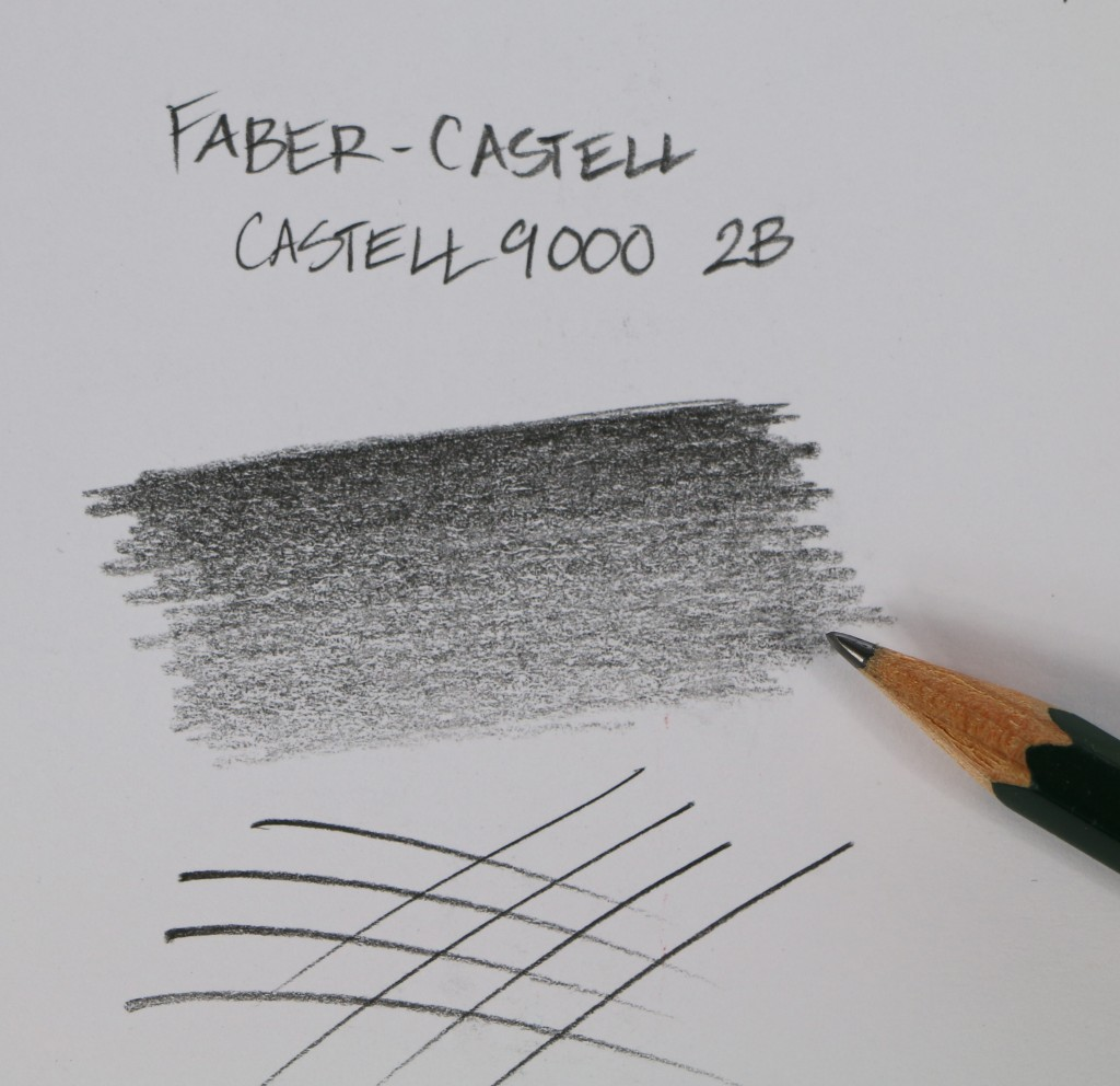 test crayon castell 9000