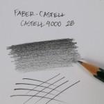 crayon graphite castell 9000 2b-02