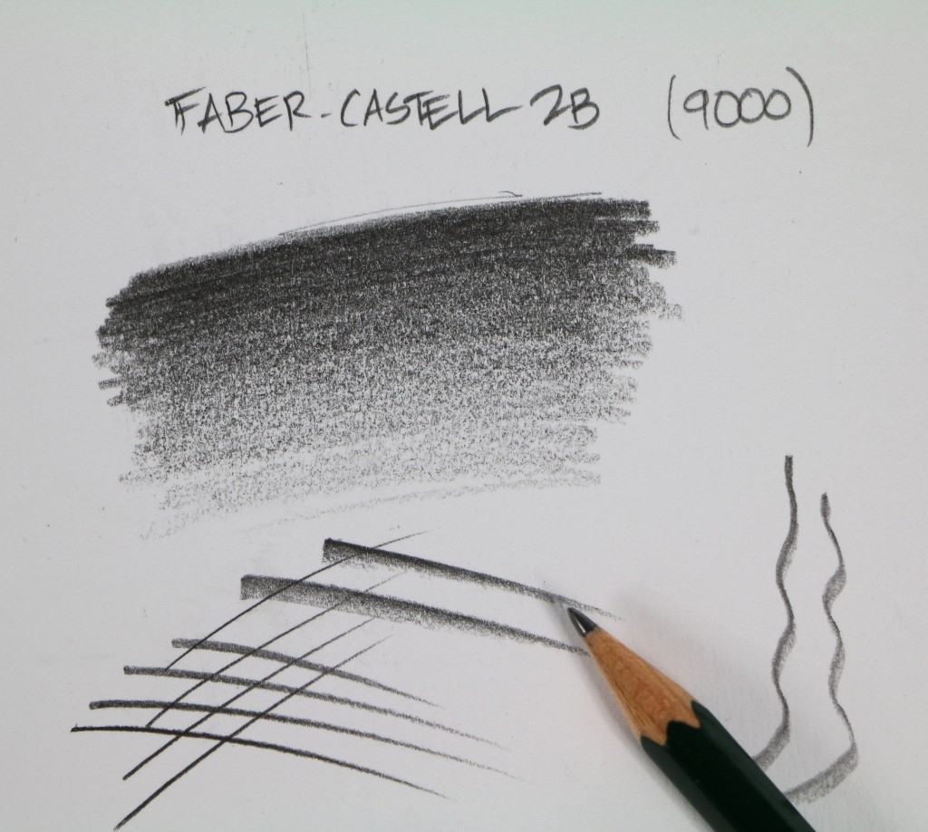 crayon castell 9000 faber