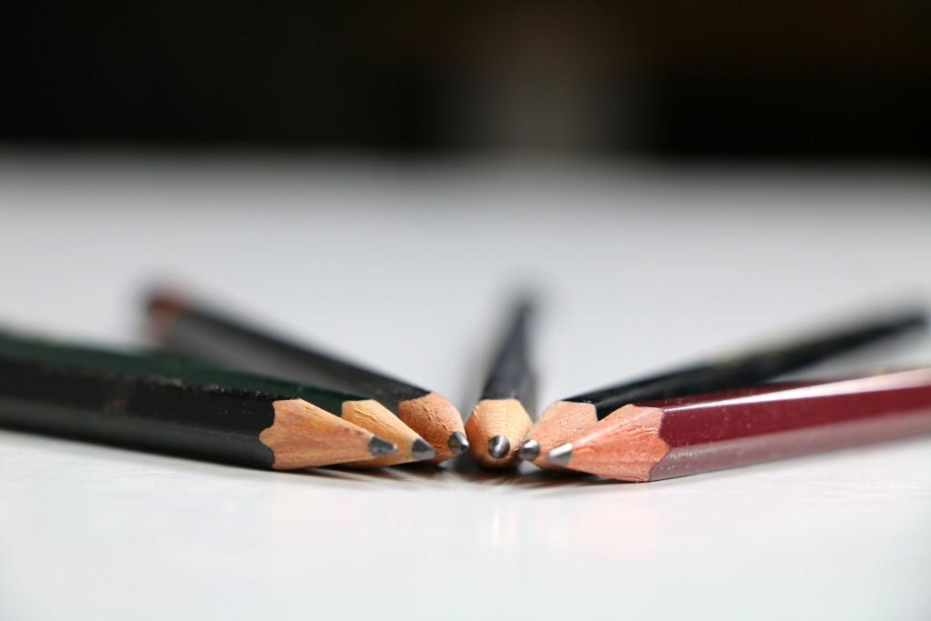 l'histoire du crayon