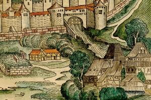 Nuremberg au XVe siècle