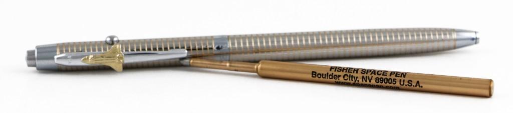 stylo de l'espace