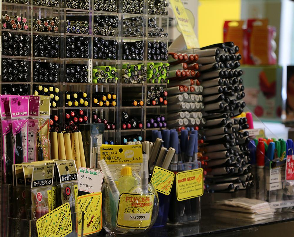 Crayons Adam Montmartre