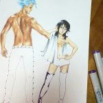 tutoriel copic cuir 1