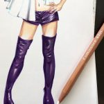 tutoriel copic cuir 7