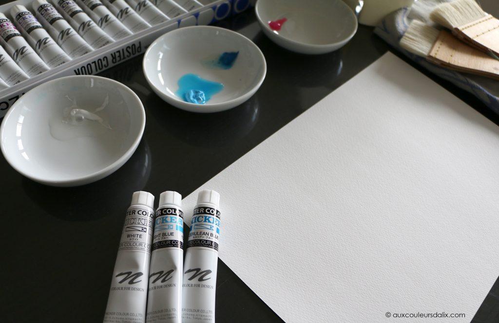 peinture poster color 1