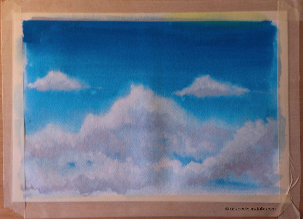 peinture poster color 5
