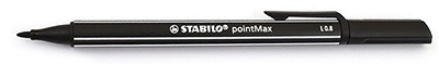 Stabilo PointMax sign pen