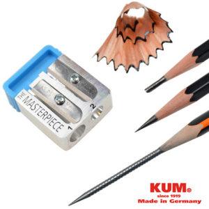 Taille-crayon Masterpiece de Kum