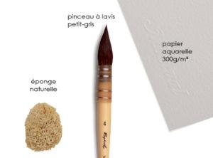 Accessoires pour feutre Ecoline pour l'aquarelle