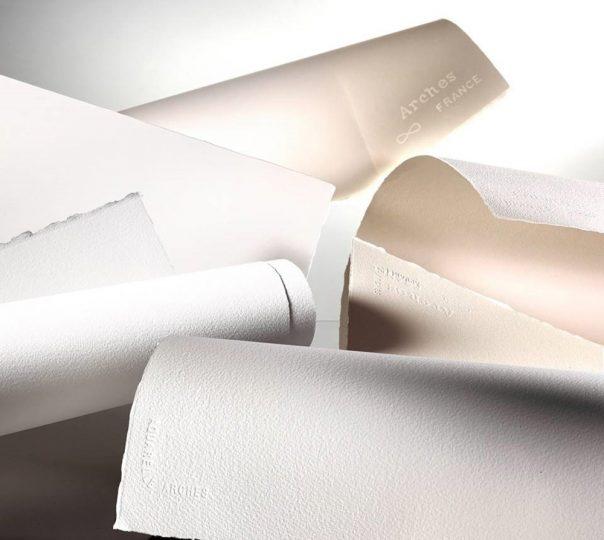 papier aquarelle arches