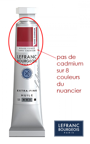 huile extra-fine lefranc bourgeois sans cadmium