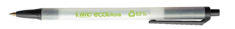 Stylo recyclé Ecolutions Bic