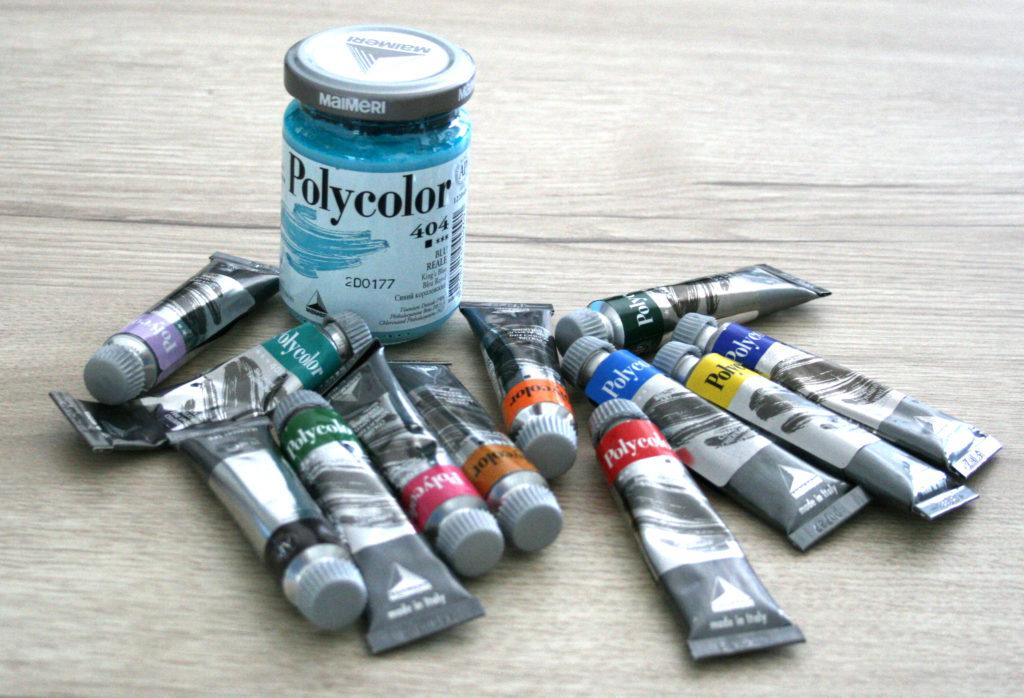 Maimeri polycolor présentation