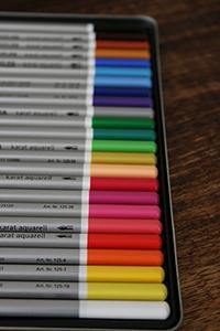 Crayons couleur aquarelle Karat Staedtler