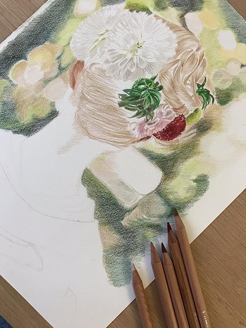 essai papier strathmore geisha