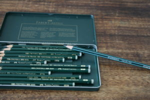 crayon faber castell stabilo