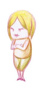maman character design