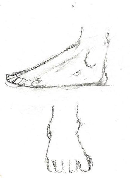 exemples de pieds