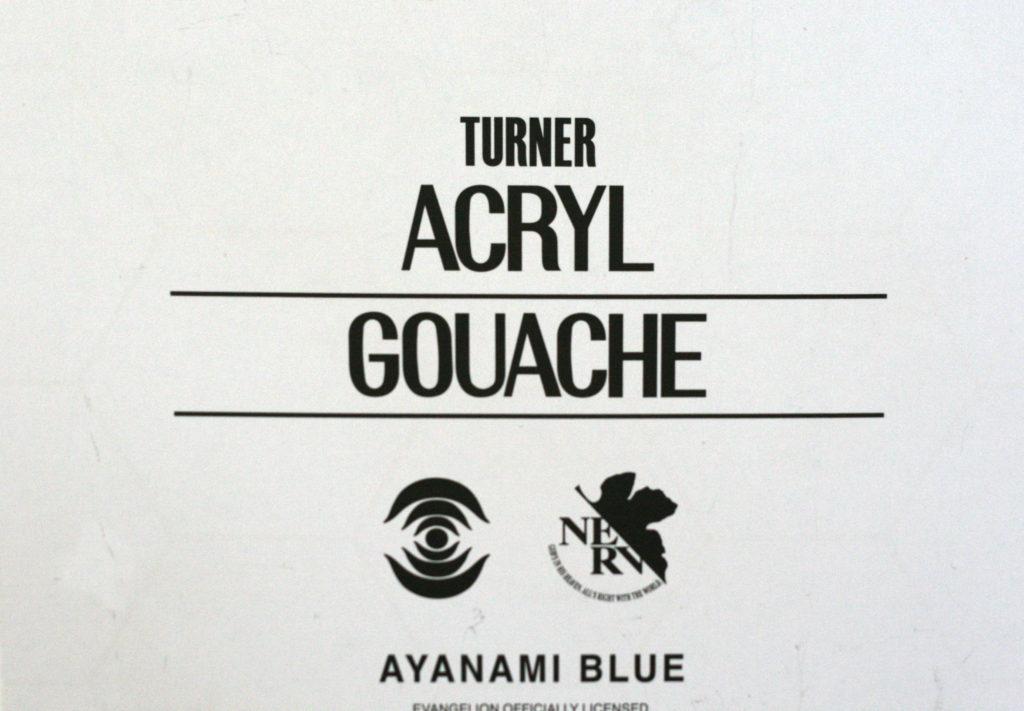 coffret gouache acrylique turner