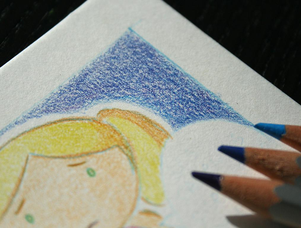 Nuances de crayon Karat