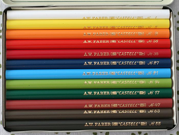 Polychromos de Faber-Castell