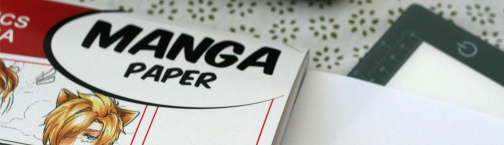 Manga Paper Clairefontaine