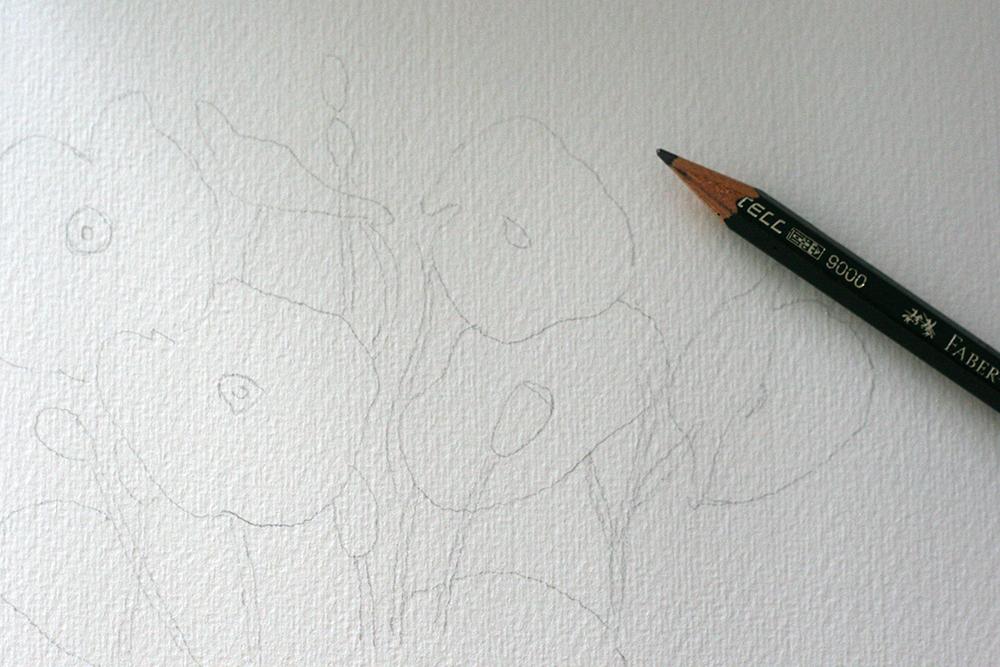 dessin albrecht dürer 1