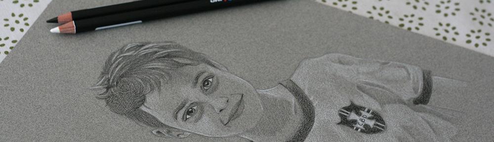 Crayon de couleur Posca Pencil