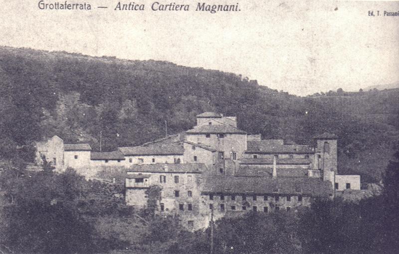 moulin cartiera magnani