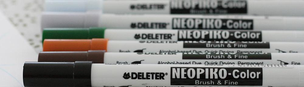 feutre à alcool Neopiko de Deleter