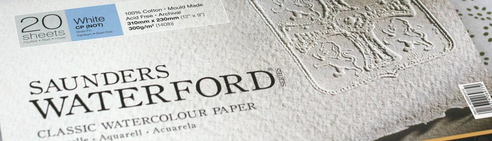 papier saunders waterford